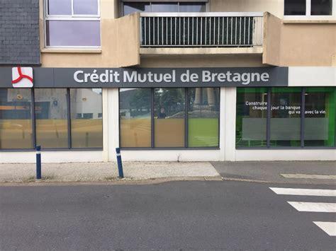 adresse siege credit mutuel crédit mutuel de bretagne banque 5 rue mairie 29480 le
