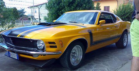 mustang fastback anni 70 tappezzeria auto e moto lazzari