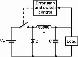 step down buck regulator dc dc converter tutorial With simple power down