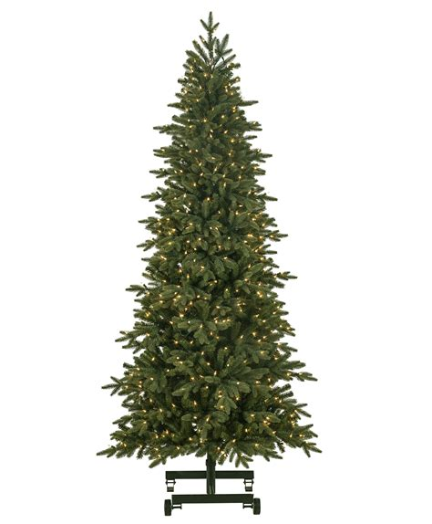 kennedy fir snap slim pre lit christmas tree tree classics