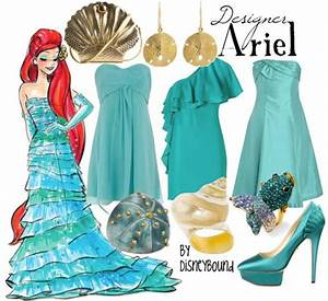 designer ariel disney bound | Formal Dresses | Pinterest ...