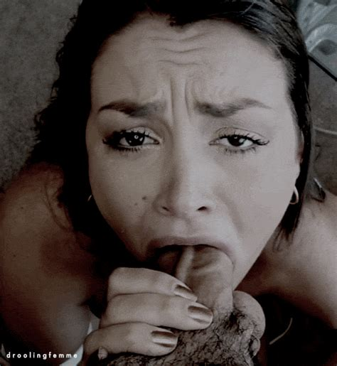 deepthroat animated eyecontact pov porn gagging throating blowjob cocksucker dick