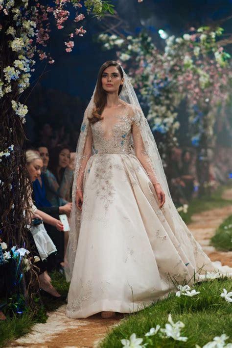 disney wedding dresses  paolo sebastian