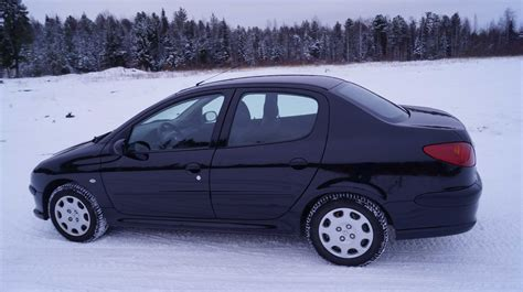 2008 Peugeot 206 Sedan Pictures Information And Specs