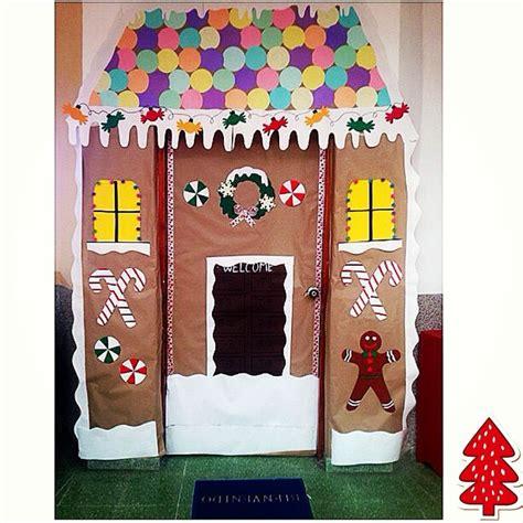 gingrbread house on school door 21 best images about classroom doors bulletin boards ideas on minion bulletin board