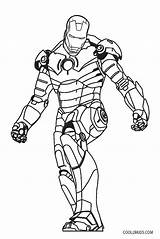 Iron Coloring Pages Ironman Printable Mark Cool2bkids Lego Sketch Getdrawings Drawing Template sketch template