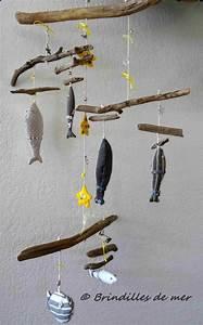 Mobile Bois Flotté : les 25 meilleures id es de la cat gorie poissons en bois ~ Farleysfitness.com Idées de Décoration