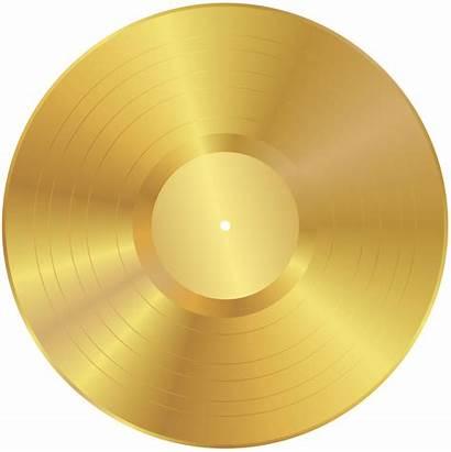 Record Vinyl Clip Clipart Disc Transparent Album