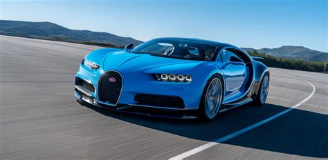 Supercars : Top 50 Supercars Listed By Top Speed