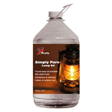 firefly paraffin l oil 1 gallon odorless