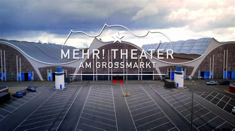 eventlocation mehr theater  grossmarkt hamburg youtube