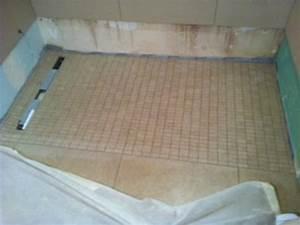 Bac De Douche à L Italienne : salle de bains vraie douche l 39 italienne ~ Premium-room.com Idées de Décoration