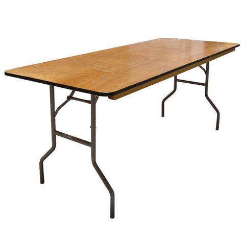 6 foot wood table 6 39 wood banquet table 30 quot x 72 quot