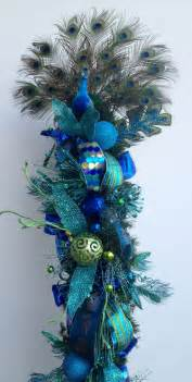 25 best ideas about blue trees on blue tree decorations teal
