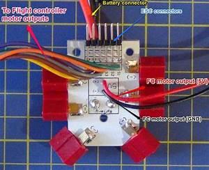 Connecting Arducoptor Y6 And Mini Kk2 1 5 Flight