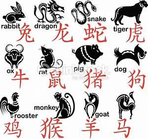 Asian zodiac chinese astrology
