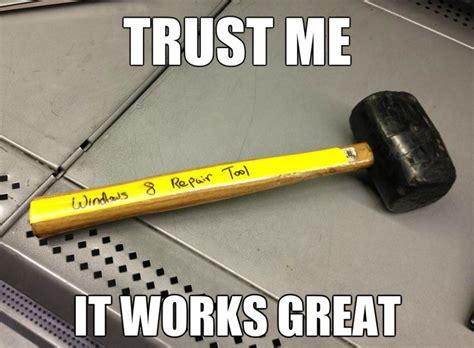 Meme Tool - windows 8 repair tool funny pictures quotes memes jokes