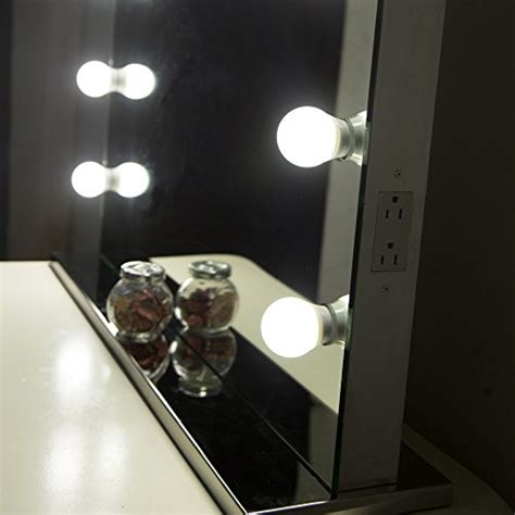 frameless vanity mirror with lights aoleen frameless vanity mirror with light hollywood makeup