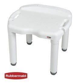 rubbermaid tub transfer bench shower chair