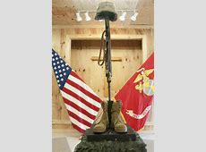 DVIDS News Memorial held for fallen Marine at Camp