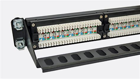 Matrix Cat Patch Panel Way Unshielded