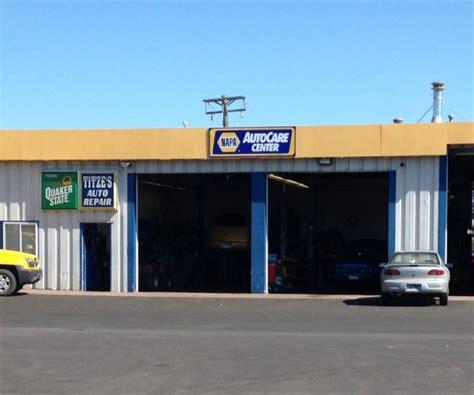 contact titzes auto repair sioux falls sd