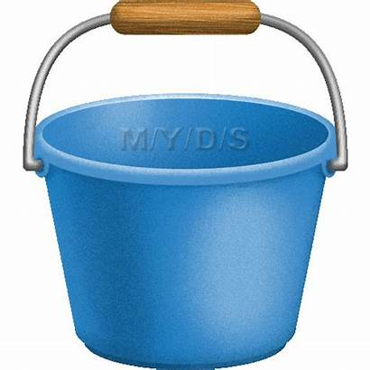 Bucket Pail Clipart Clip Clipground Cliparts Powerpoint