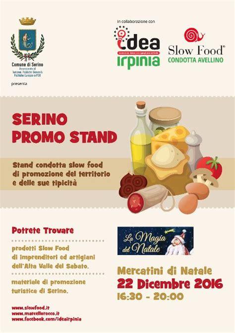 the l stand coupon serino promo stand per promuovere e valorizzare l alta