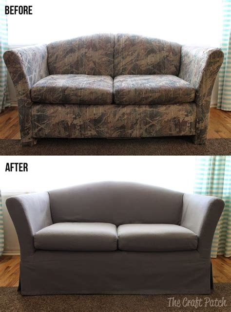 How To Make A Slipcover For A Loveseat by Best 25 Slip Covers Ideas On Slipcovers