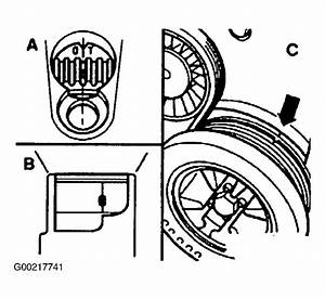 1993 Volkswagen Eurovan Serpentine Belt Routing And Timing