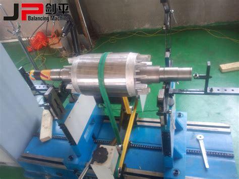 china electric motor rotor balancing machine china