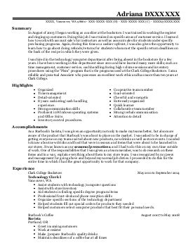 Vancouver Resume by Resume Format Resume Builder Vancouver