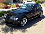 2002 BMW Z3 Coupe