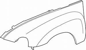 Chevrolet Ssr Fender  Left