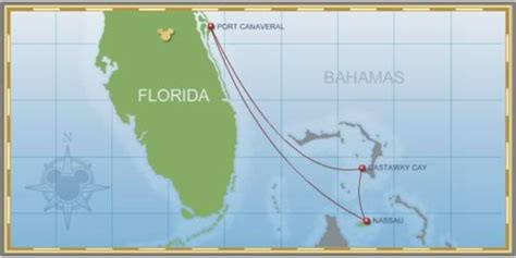 personal navigators disney magic  night bahamian cruise
