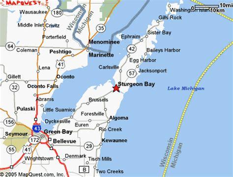 door county wisconsin map 42 raspberry lime