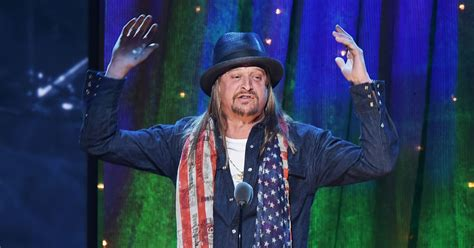 Picture Kid Rock Featuring Sheryl Crow: Kid Rock's Senate Campaign May Or May Not Be Real