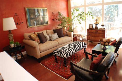 Thrift Store Living Room-eclectic-living Room-boise