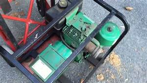 Old School Coleman Powermate 4000w Generator