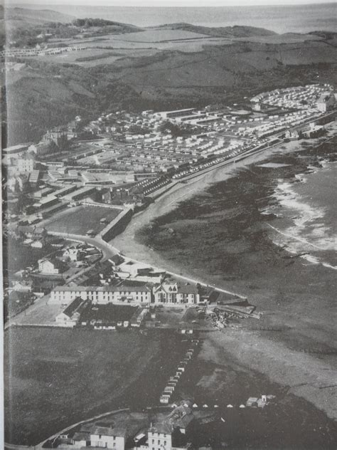 aerial photographs westward ho history