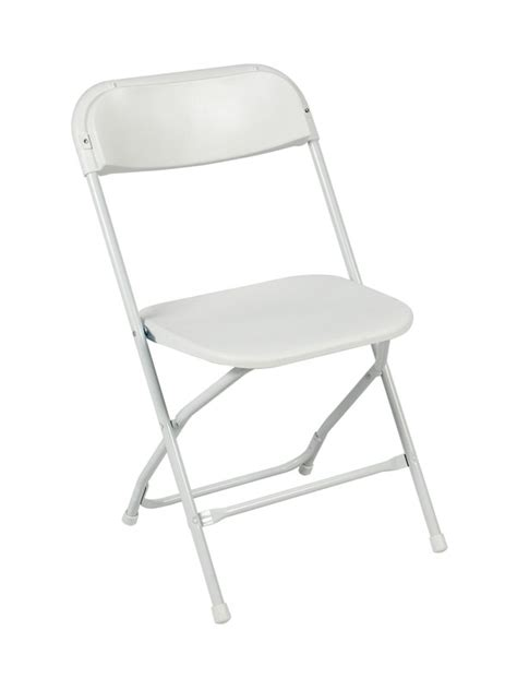 samsonite white folding chair chairs