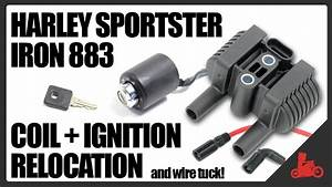 How To  Coil  U0026 Ignition Relocation   Wire Tuck