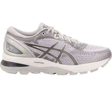 Nikman Sports Asics Gel asics gel nimbus 21 s running shoes grey buy