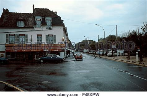 l inondation 224 port marly by alfred sisley musee d orsay stock photo royalty free image
