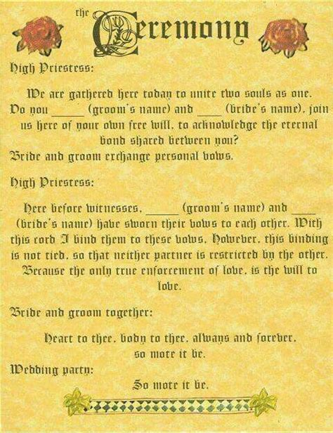 pin  mysticgreywolf info  bos   wiccan wedding