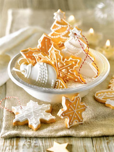 galletas de navidad  recetas faciles  muy originales