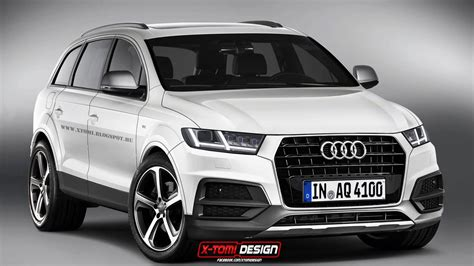 2018 Audi Q7 To Become The Companys First Diesel Plug In