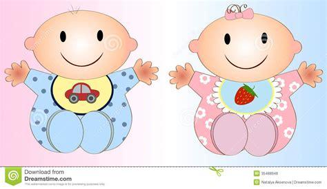 baby boy  girl clipart  clip art