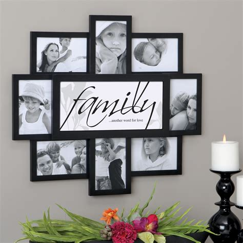 picture collage ideas for large wall beautiful design ideas family frames wall decor frame best