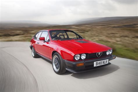 1985 Alfa Romeo Alfetta Gtv6 3.0